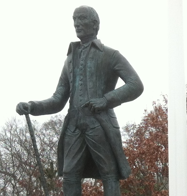 william floyd statue